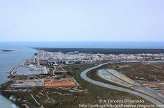 A Terceira Dimensão - Fotografia Aérea: Vila Real de Santo António