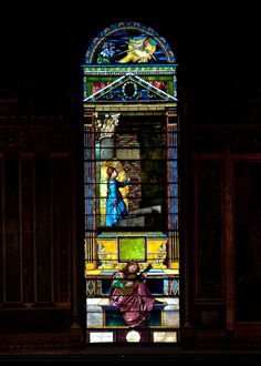 Stained Glass - Trinity Church | by Mo Tabesh