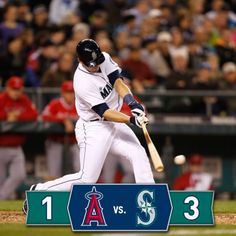 King Felix earns his 7th win and Zunino drives in all three runs, as #Mariners top the Angels, 3-1. 5/28/14