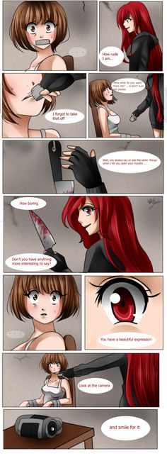 Cherry pau - pag 2 - english by CherryPauComic on DeviantArt