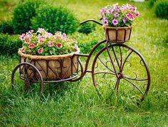 Doniczki i dekoracja ogrodu