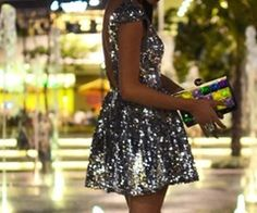 Disco ball dress!!!