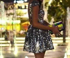 Disco ball dress!!!