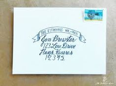 how to address envelopes for wedding invitations - Google Search