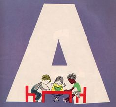 N is for Nursery School by my vintage book collection (in blog form), via Flickr