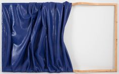 Title: Untitled I | Artist: Ignacio Muñoz Vicuña #gallerynine5 #PULSEMiami #untitledI #ignaciomunozvicuna #acrylic #stretcherbars #2014
