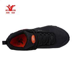 97f7b04535fd Wanderschuhe Outdoor Sneakers Suede Mountain männlich schwarz Climbing  Camping Schuhe Trekking Herren Schuhe ID 81283