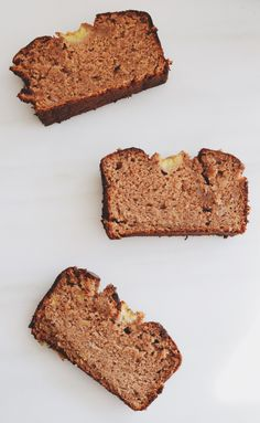 Gluten and refined sugar free. Every home cook should and usually do have a solid trusty banana bread staple in their repertoire. It is rich, delicious, pillowy soft on the inside and crunchy sweet on the outside. Delicious Desserts, Dessert Recipes, Sugar Free, Banana Bread, Gluten, Cooking, Healthy, Sweet, Foodies