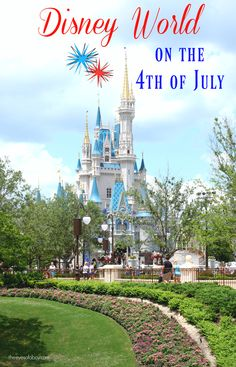 Tips and tricks for going to Walt Disney World on 4th fourth of July in Orlando, Florida. Here's how our our day in Disney World went...