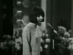 """Eurovision Song Contest 1967 - Vicky Leandros - """"L´amour est bleu"""" - Luxembourg - 17 points - place outfit Luxembourg, Hetalia, Bingo, Sandie Shaw, Eurovision France, Elvis Wedding, Terry Wogan, Eurovision Songs, World Peace"""