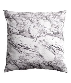 """Carrara Marble Grey White Accent Decorative 100% Cotton Twill Venice Italian Italy Marble Throw Pillow Cover Cushion 20 X 20"""" Gray Cushion Cover http://www.amazon.com/dp/B00W3SXT4G/ref=cm_sw_r_pi_dp_oKpmvb18AE38Y"""