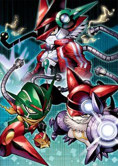 #Digimon Universe, Dogatchmon
