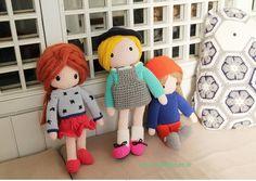 Korea womens apparel shopping mall [REDKITTEN] Handmade dolls opened / Size : FREE / Price : 91.84 USD #ootd #Basicitem #loosefit #dailylook #handmade #doll