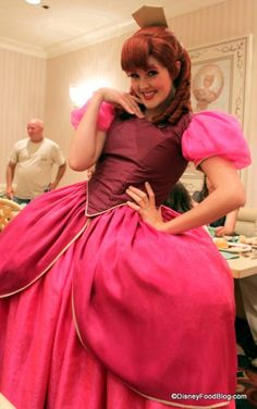 1900 Park Fare at Disney's Grand Floridian Resort- Cinderella Happily Ever After Dinner-One of the few places you can meet Cinderella's step sisters and step mother- Reservations 180 days in advance