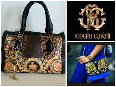 Linda bolsa Roberto Cavalli Inspired!!! Na Marquee de Luxe você encontra, para dar o último toque de sofisticação ao seu look!!! Confira mais em www.marqueedeluxe.com.br Whats: (42)9802-3838 contato@marqueedeluxe.com.br