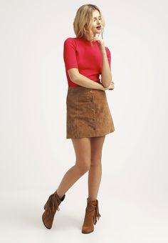 Dorothy Perkins T-shirt basique - red - ZALANDO.FR