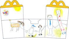 Konkurs Happy Meal®: zmalujcie coś całą rodziną w McDonald's®