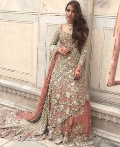 stop pinning Pakistani brides/dresses from some place else...She is Pakistani 😍