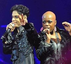 Prince and Shelby J