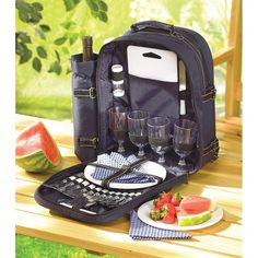 Complete Picnic Backpack