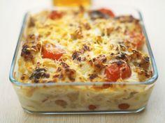 Nudel-Fenchel-Gratin mit Tomaten - smarter - Zeit: 30 Min. | eatsmarter.de