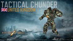 British Jaegers: what if Pacific Rim was set in the UK? - Us Vs Th3m