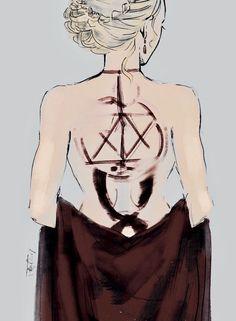 Fullmetal Alchemist - Riza Hawkeye