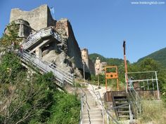 - Built during the ruling of Negru Voda and Romania, Castle, Mansions, House Styles, Building, Places, Buildings, Fancy Houses, Forts