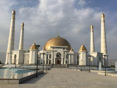 Shirley Richards, Turkmenistan