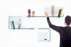'Foulard' design Studio Klass for FIAM Italia