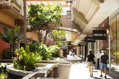 マリポサはアラモアナショッピングセンターの中にあります。