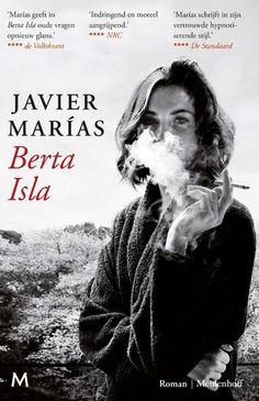 Magistraal, zijn beste boek (en dat wil iets zeggen). Berta, Roman, Islands