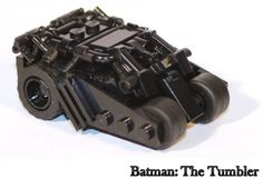 LEGO Mini (Bat)Tumbler!