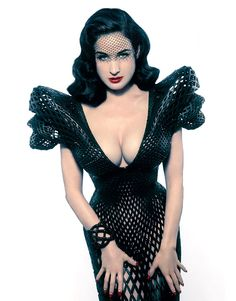 3Dprinted dress for Dita Von Teese
