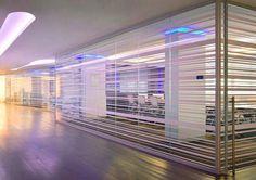 思いっきり近未来感漂う、イタリア・ローマにあるIBMオフィスの写真14枚 - DNA
