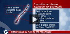 #charliehebdo #adn #attaquants #jesuischarlie