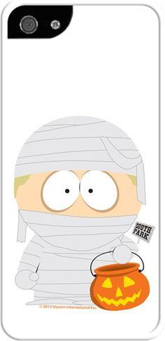 South Park - Mumya Kendin Tasarla - İphone 5/5S Kılıfları
