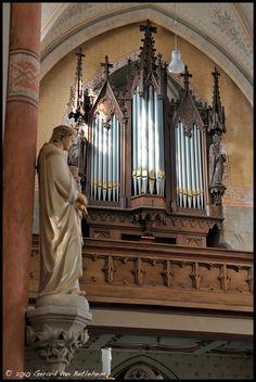 Vessem - H. Lambertuskerk - Loret-orgel