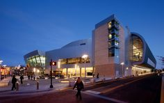 evansville indiana | Ford Center to Enhance Downtown Evansville - POPULOUS