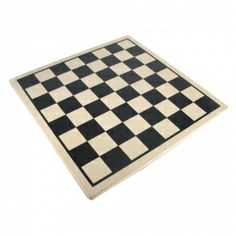 "15"" Wooden Chess Board"