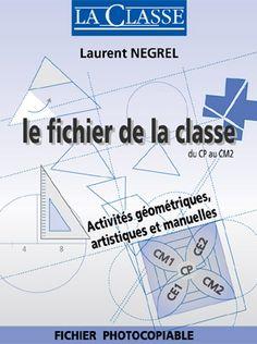 100 fiches d'activités géométriques, artistiques et manuelles disponibles sous forme d'un seul et même fichier ! Pratique et attrayant !