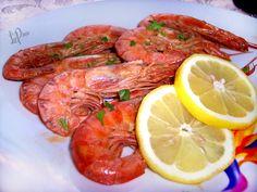 Shrimp, Meat, Food, Meals, Yemek, Eten