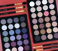 Neutral & Smokey Eyes - 28 Color Eyeshadow Palette