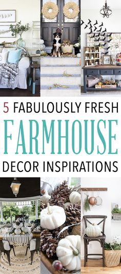 Fall is here my friends and if you are looking for a little bit of Fresh Farmhouse Decor Inspirations you are in the right place today.  We are featuring a Sensational Farmhouse She Shed which is truly amazing…a Farmhouse Gazebo Masterpiece that will leave you breathless and much much more.  You will be inspired by …