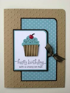 """""""His"""" Birthday by dbarry - Cards and Paper Crafts at Splitcoaststampers"""
