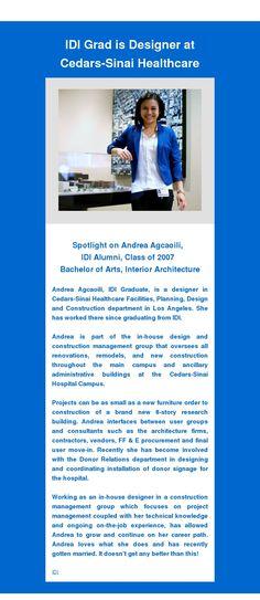 Andrea Agcaoili - Cedars - Sinai Healthcare