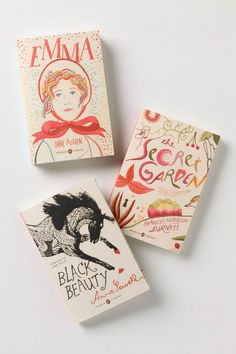 Embroidered Penguin Classics from Anthro - would be so great for our living room book wall! Gray Gray Turkfeld : mom, wouldn't these be so great? Book Cover Art, Book Cover Design, Book Design, Good Books, My Books, Amazing Books, Art Du Fil, Book Wall, Penguin Classics