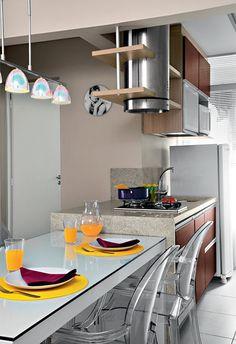 Apartamento pequeno e bem decorado - foto 005