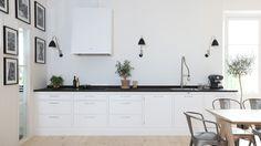 Kjøkken, bad og garderobeløsninger fra Kvänum. Innredninger for den kvalitetsbevisste og kresne.