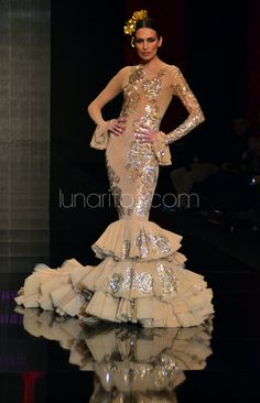 Spanish style – Mediterranean Home Decor Pageant Gowns, Prom Dresses, Formal Dresses, Flamenco Costume, Flamenco Dresses, Spanish Dress, Flamingo Dress, 2015 Fashion Trends, Frou Frou